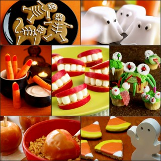 31 Days of Halloween #28: Fun Treats!