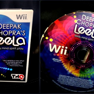 Review of Deepak Chopra's Leela – win a Wii console!