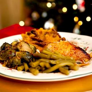 2011 Christmas Day Dinner