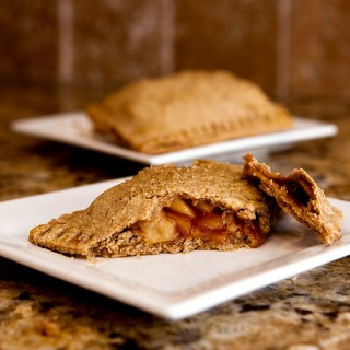 Apple Cinnamon with Oat Bran Crust Pop Tart Copycat