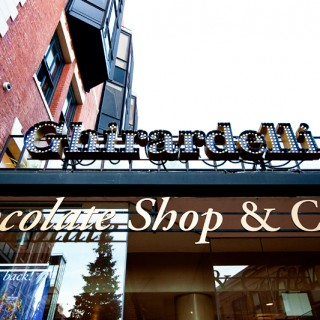 Ghirardelli Square – Chocolate Heaven