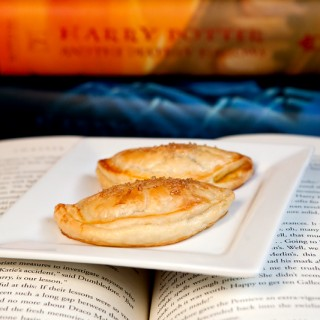 Pumpkin Pasties from Harry Potter
