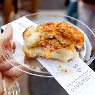 Knoxville's International Biscuit Festival 2012
