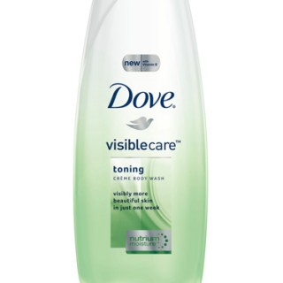 Dove Visiblecare Body Wash and $500 gift certificate SWEEPSTAKES!