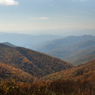 Hike to Spence Field and Rocky Top