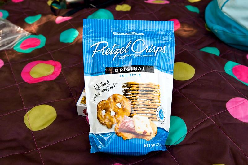pretzel crisps original flavor