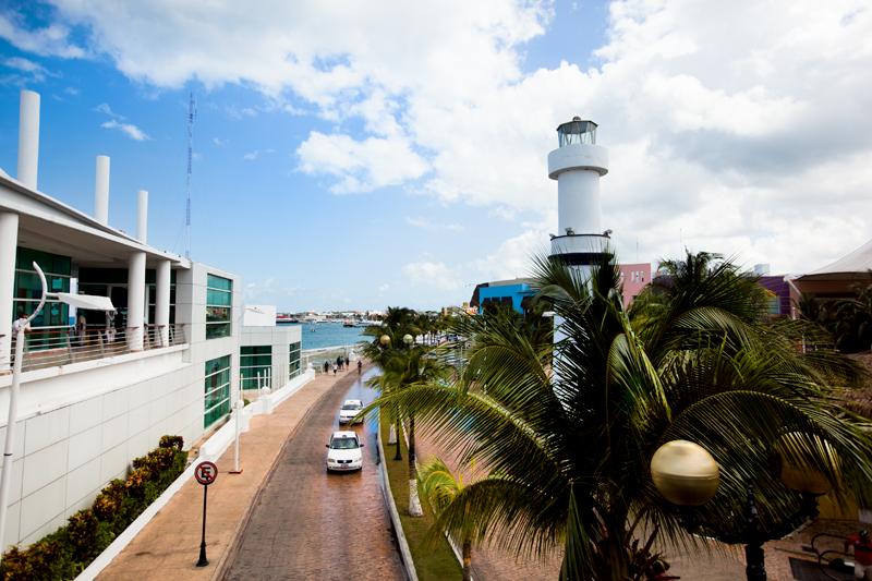 street view in cozumel