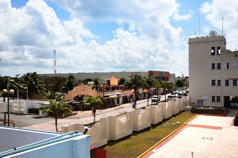 street view in cozumel