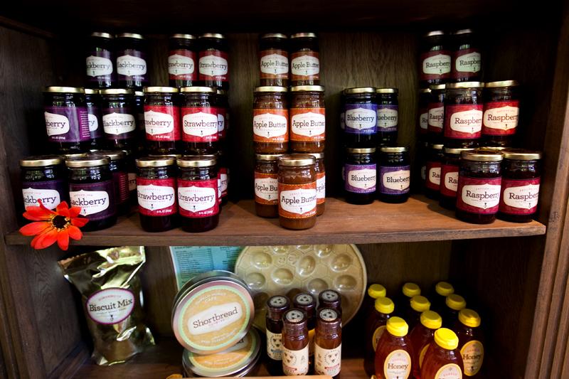 tupelo honey jam and jelly for sale
