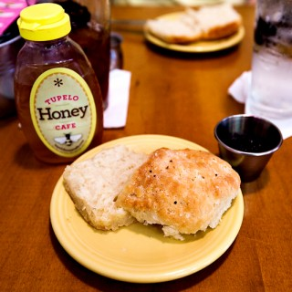 Tupelo Honey Cafe in Knoxville, TN