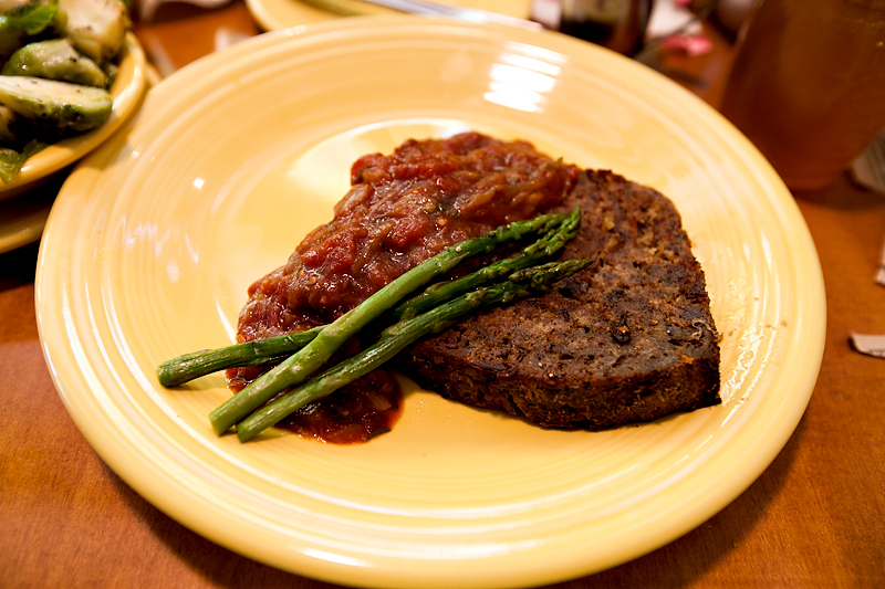 not your mama's meatloaf from tupelo honey cafe