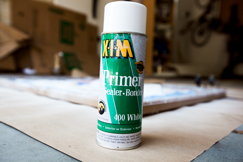 used this spray primer to apply a very light base coat to make sure. Black Bedroom Furniture Sets. Home Design Ideas