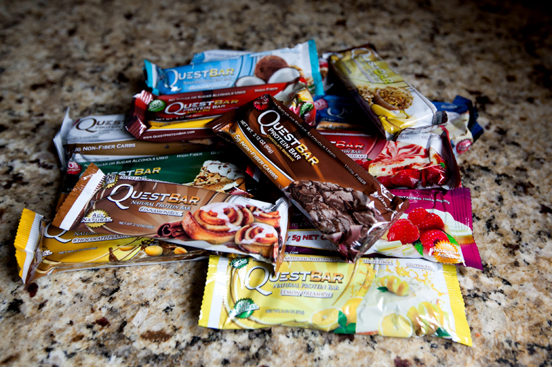 Opinions: Quest Protein Bars | Brownie Bites Blog