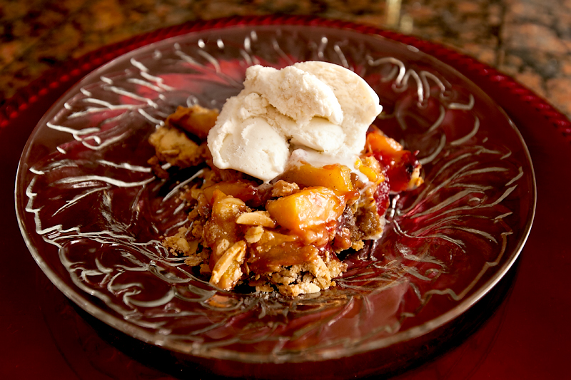 stone-fruit-crisp-with-peaches-and-plums
