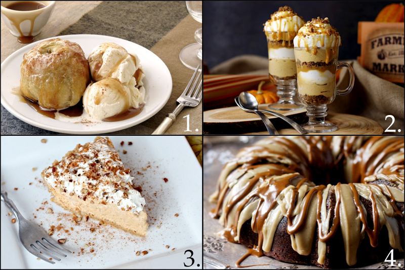 Easy Fall Dinner Party Desserts