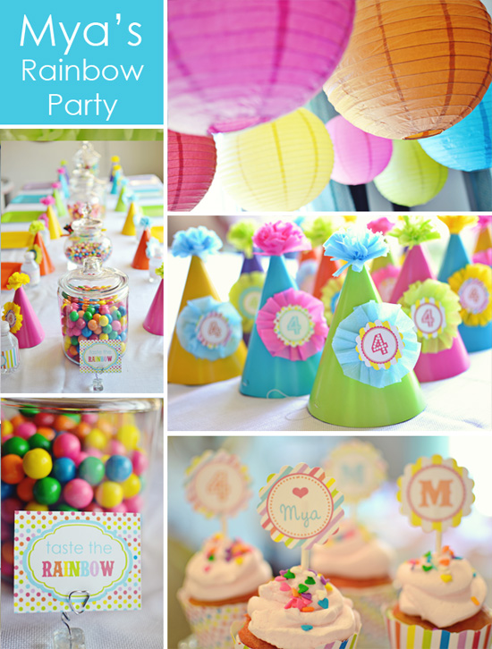 rainbow-birthday-party-ideas