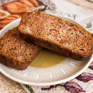 Spiced Apple Cinnamon Bread