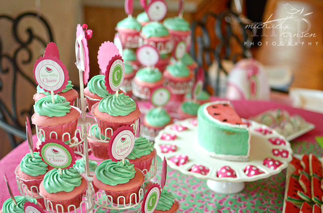 watermelon-themed-birthday-party