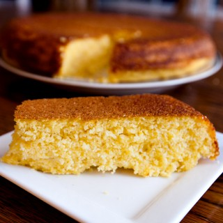 Easy Cornbread Recipe, Revised