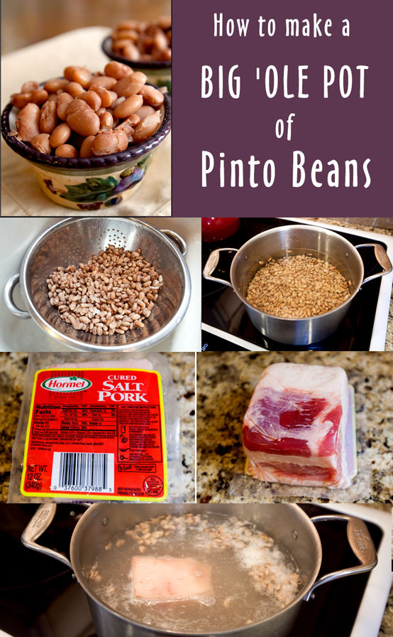 how-to-make-pinto-beans-pinterest