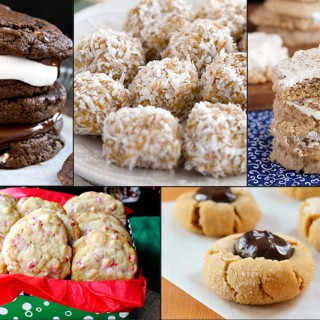 10 Fun Christmas Cookie Ideas