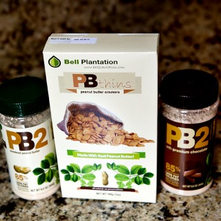 Opinions: PB2 Powdered Peanut Butter and GIVEAWAY!