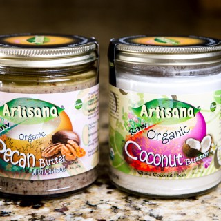 Opinions: Premier Organics Artisana Nut Butters, Ek Chok and GIVEAWAY!