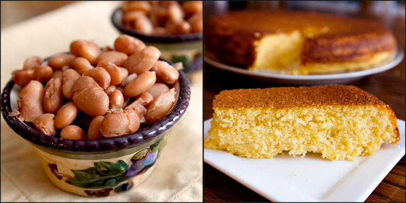 beans-and-cornbread-cheap-easy-dinner-ideas