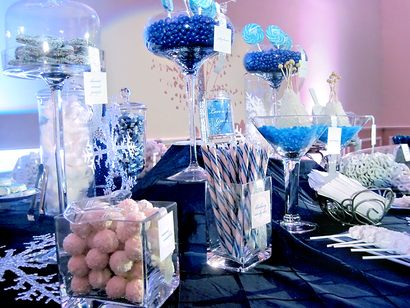disney-frozen-candy-buffet