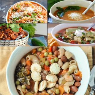 Yummy Crock Pot Soups