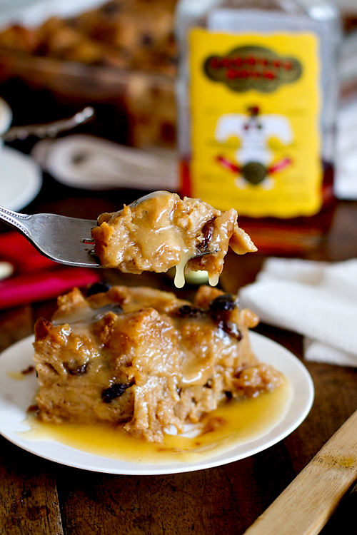 snow-day-recipes-bread-pudding-with-rum-sauce