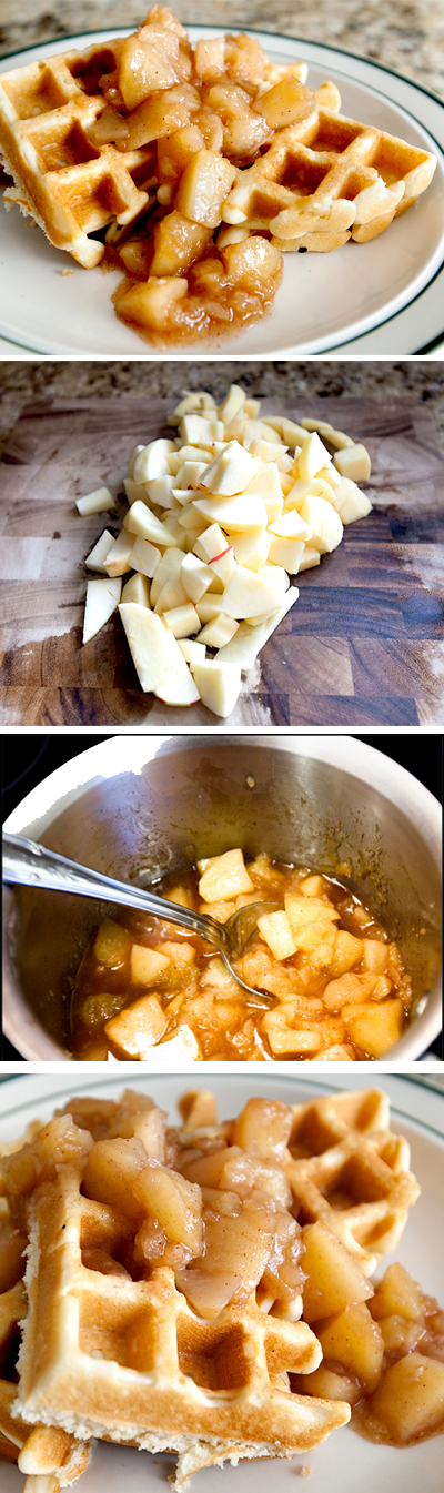 krusteaz-cinnamon-apple-waffles-pinterest