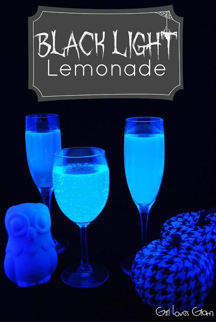 halloween-party-drink-black-light-lemonade