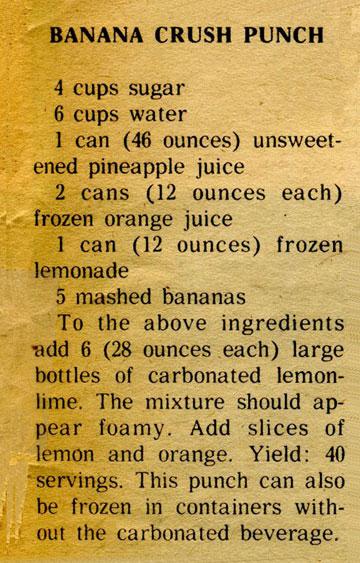 halloween-party-drink-ideas-banana-crush-punch