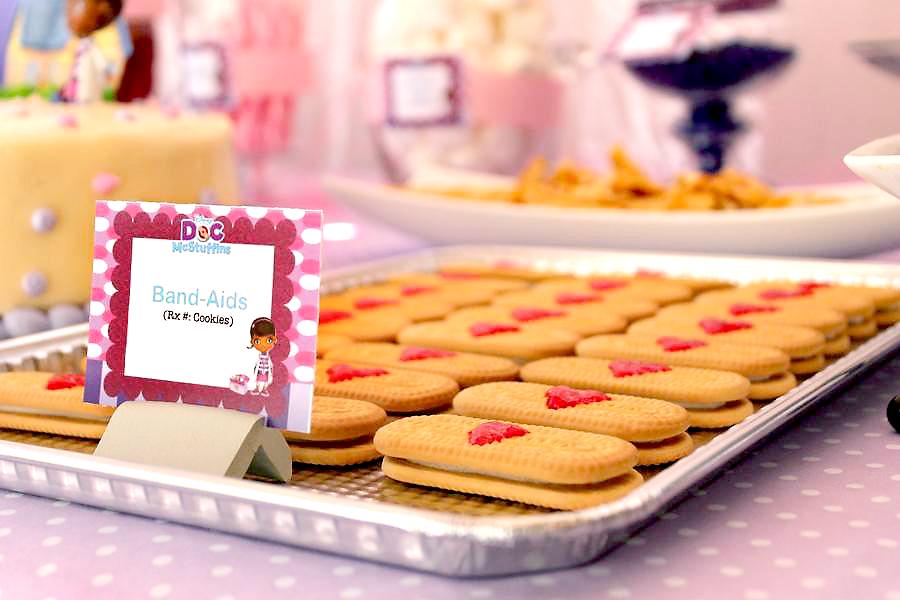 doc-mcstuffins-party-ideas-band-aid-cookies-02