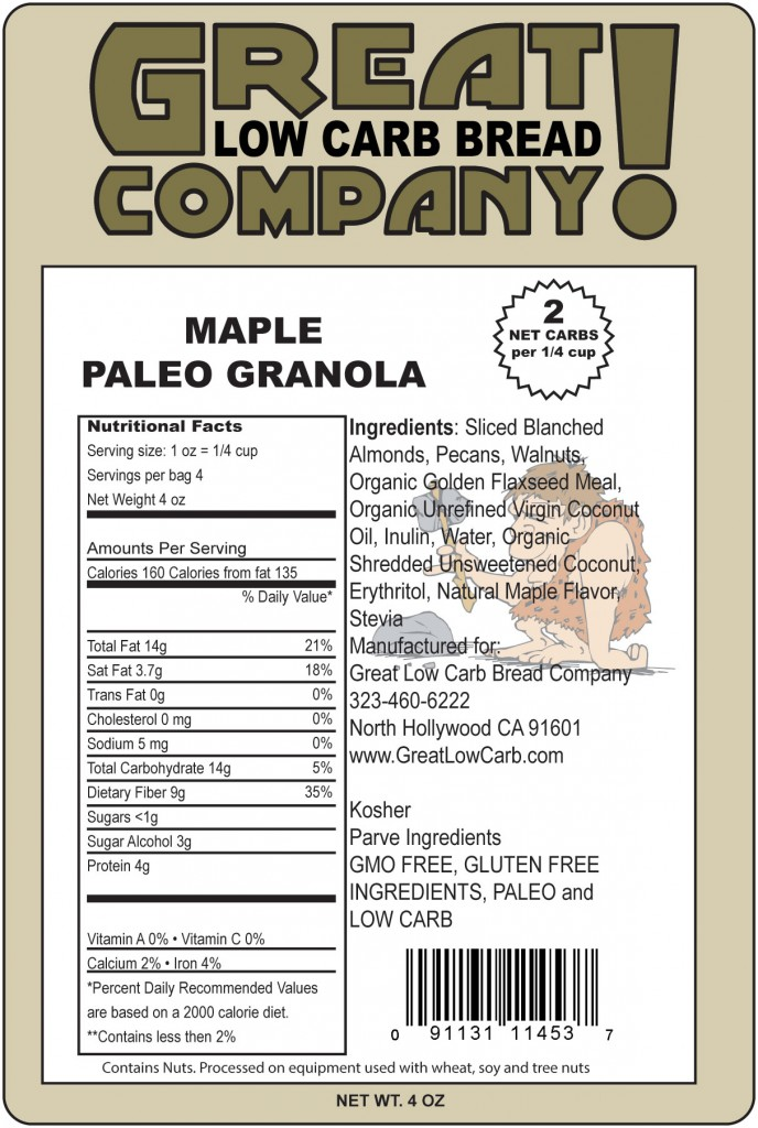 great-low-carb-company-maple-paleo-granola-nutrition-facts