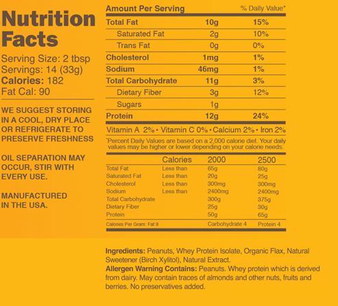 nuts-n-more-protein-peanut-butter-review-nutrition-label