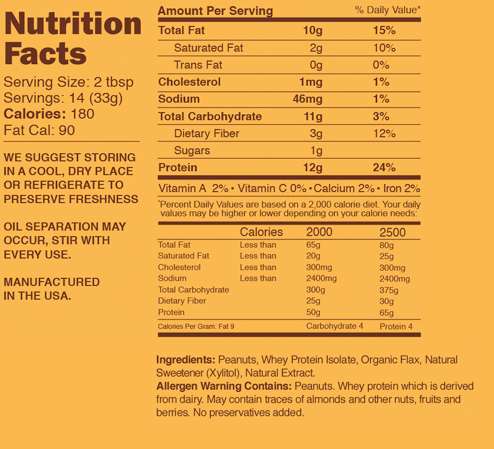 nuts-n-more-protein-pumpkin-spice-peanut-butter-review-nutrition-label
