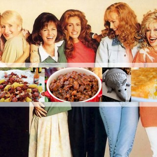 "Movie Food from ""Steel Magnolias"""