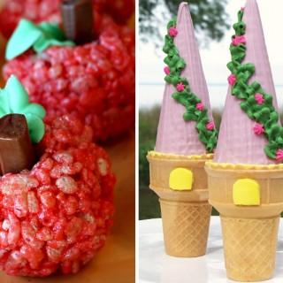 Disney Princess Party Food Ideas