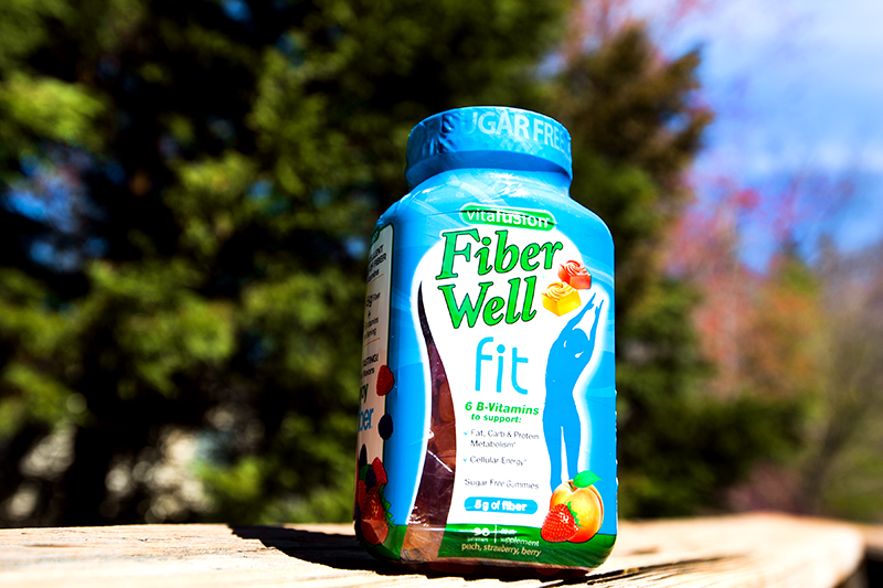 Vitafusion Fiber Well Fit Review 100 Giveaway