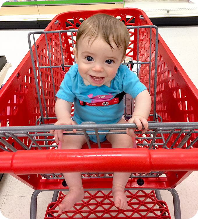 7-month-old-sitting-in-shopping-cart