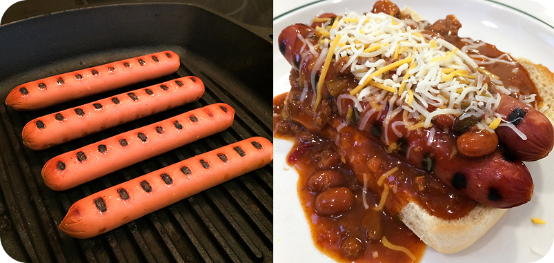 chili-dogs-for-dinner