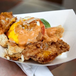 Knoxville International Biscuit Festival 2015