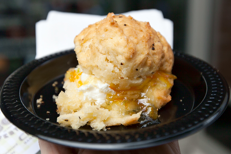knoxville-international-biscuit-festival-tupelo-honey-cafe-orange-jalapeno-cloud