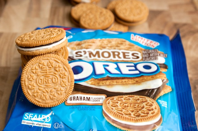 From Campfire to Cookie | S'mores Oreos Review