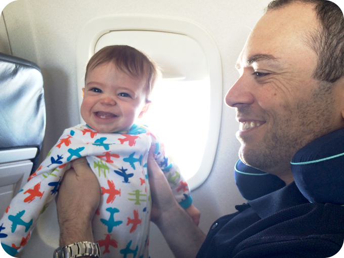 8-month-old-on-first-flight