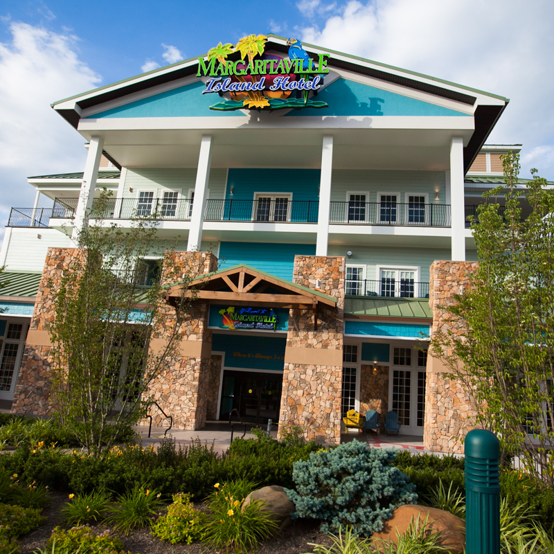 margaritaville-island-hotel-pigeon-forge-review-exterior-02