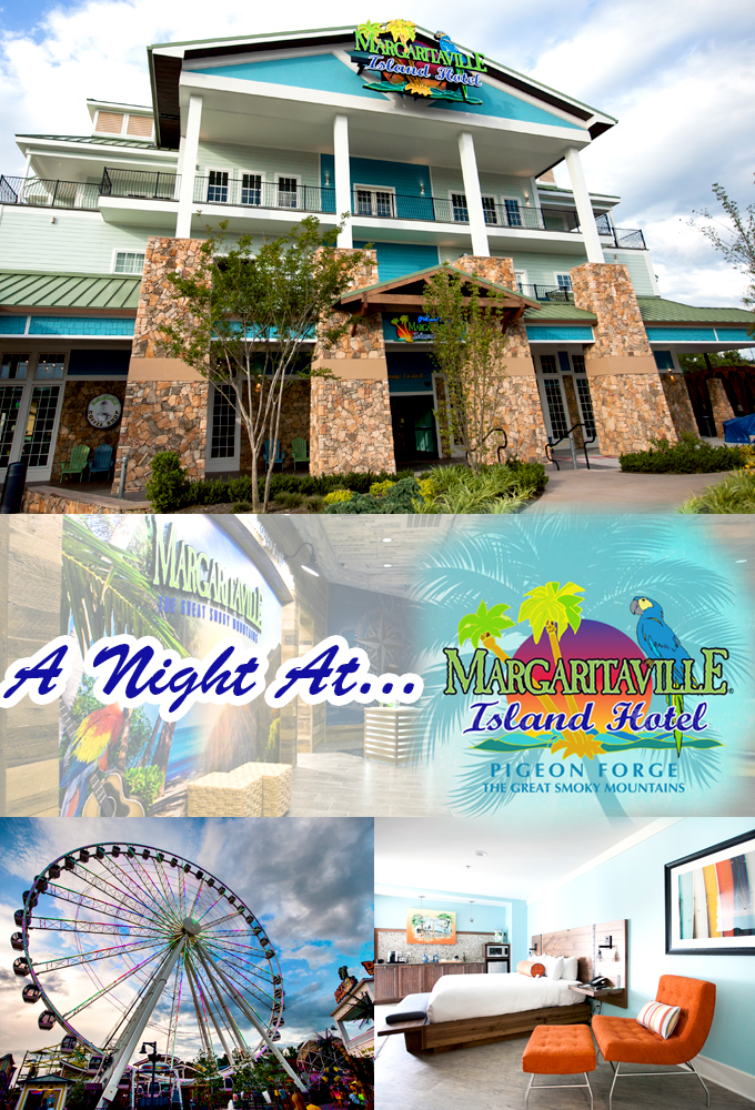 A Night at Margaritaville Island Hotel | Review | Brownie