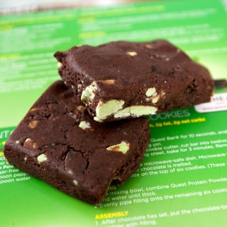 Mint Chocolate Chunk Quest Bar Review